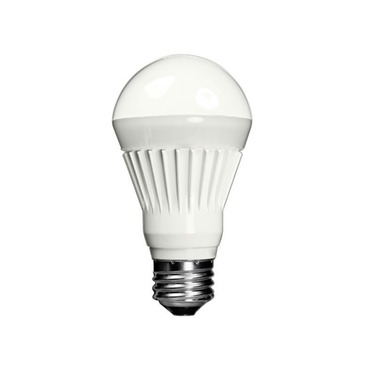 8.4W LED A19 Medium Base 120V 2700K Dimmable