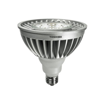 1100 Series LED PAR38 Medium Base 20.3W 120V 25 Deg 2700K by Toshiba | 20P38/27LNF-UP