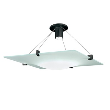 Handkerchief Semi Flush Ceiling Mount