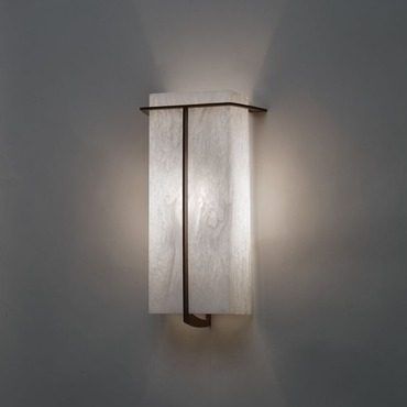 Synergy Wall Sconce by Ultralights | 0485-WS-MB