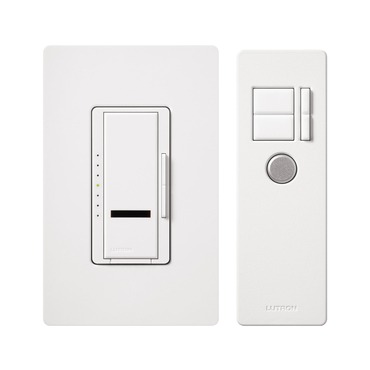 Maestro IR 600W Incandescent Dimmer Package
