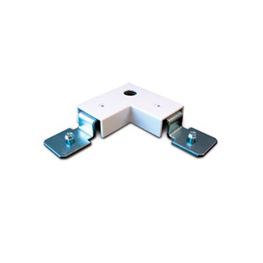 1-Circuit Track LA-12LTS Corner Bridge Support by ConTech | LA-12LTS-P