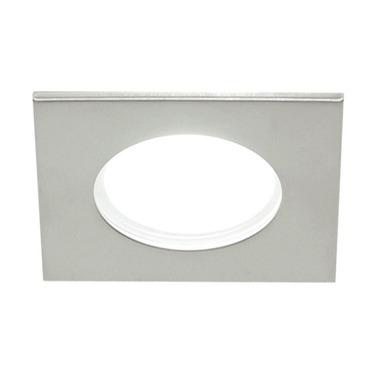 LEDS314 3.5 Inch 12 Watt Wide Beam Square Shower Trim