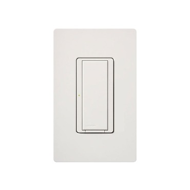 Maestro Wireless Spec Grade Neutral Wire Digital Switch by Lutron | MRF2-8ANS-120-WH