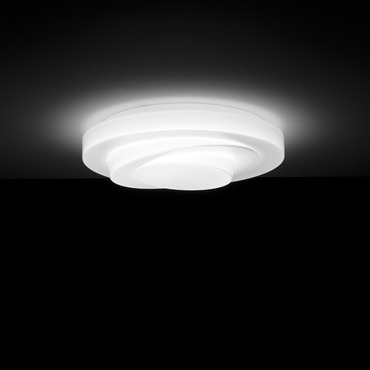Loop-Line Ceiling Flush Mount