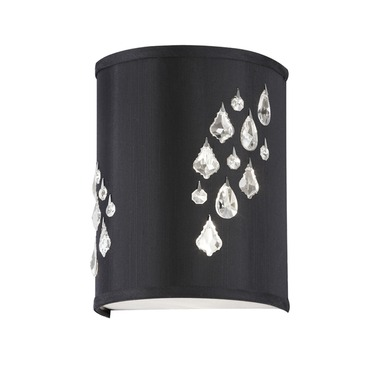 Rhiannon Right Wall Sconce by Dainolite | RHI-8R-2W-694