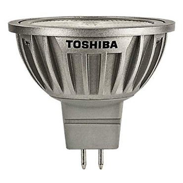 Dimmable LED MR16 GU5.3 Base 6.7W 12V 35 Deg 4000K