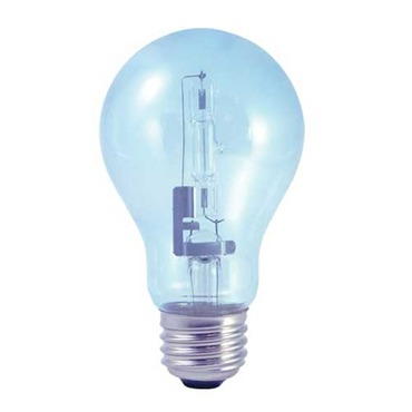 True Daylight A19 Medium Base 43W 120V Clear