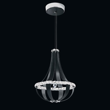 Crystal Empire 21 Inch 3000K LED Chandelier