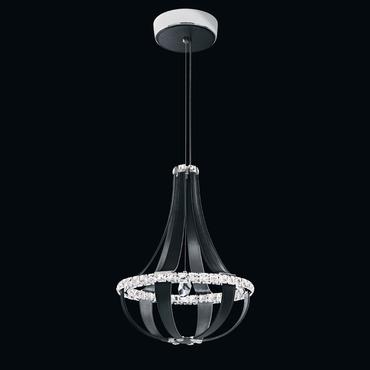 Crystal Empire 21 Inch 4000K LED Chandelier by Swarovski | SCE111-LB1