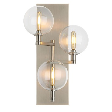 Gambit Triple Wall Light