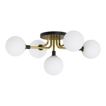 Viaggio Ceiling Light w/ Opal Glass