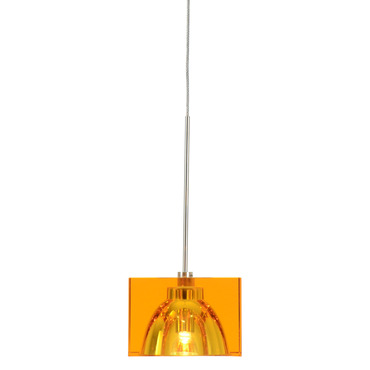 FJ Izar Pendant by Edge Lighting | FJ-IZAR-DA-10FT-12-SN