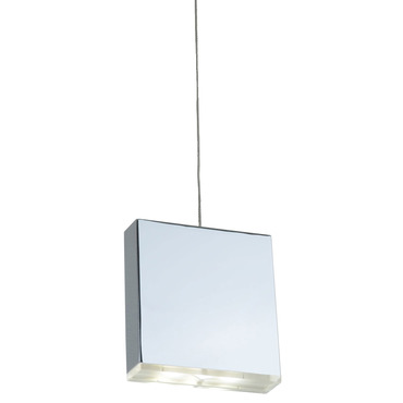 FJ Quattro LED Pendant by Edge Lighting | FM-FJ-QUA-12-SN