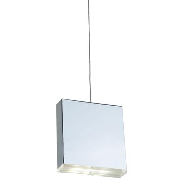 FJ Quattro LED Pendant by Edge Lighting | FM-FJ-QUA-12-SN