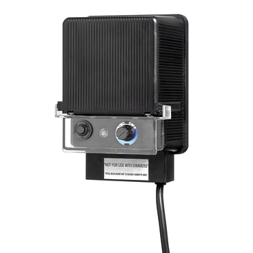 Exterior 150W Transformer with Timer/Photocell by Hinkley Lighting | 0150BK