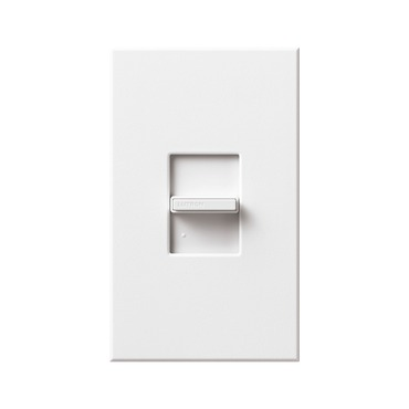 Nova T 600W Incandescent 3-Way Dimmer by Lutron | NT-603P-WH