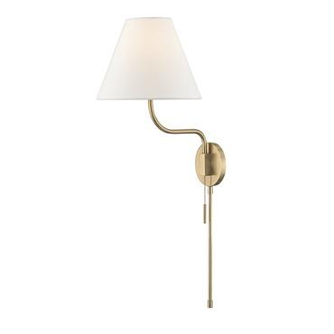 Patti Plug-in Wall Light