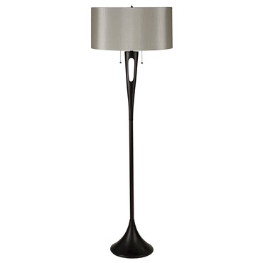 Soiree Floor Lamp by Lights Up | RS-981AB-PEB