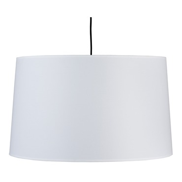 Weegee Pendant Light by Lights Up | RS-9703BN-WHT