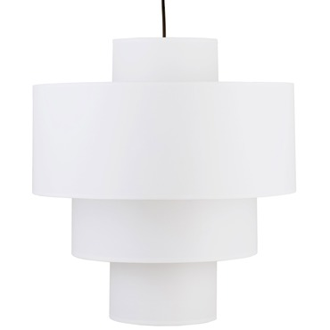 Deco Deluxe Pendant by Lights Up | RS-9208BN-WHT