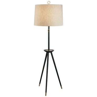 Ventana Tripod Floor Lamp