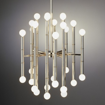 Meurice 30 Light Chandelier by Jonathan Adler | RA-S654