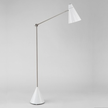 Antwerp Task Floor Lamp by Jonathan Adler | RA-S766