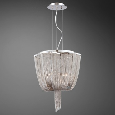 Cadena 4 Light Chandelier