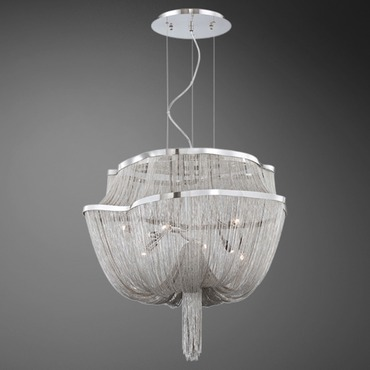 Cadena 8 Light Chandelier