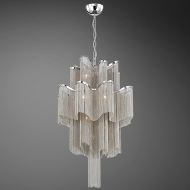 Cadena 12 Light Chandelier by Eurofase | 23109-018