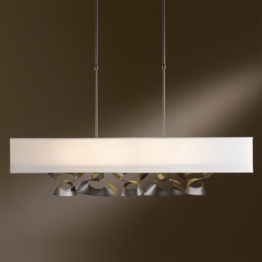 Twofold Linear Adjustable Pendant