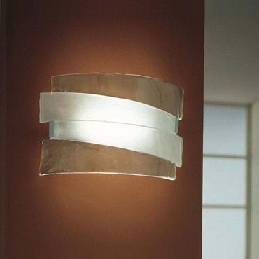 Riflessi Wall Sconce by Av Mazzega | LC-AP-1068-CL