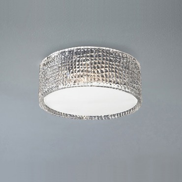 Cocco Drum Ceiling Flush Mount