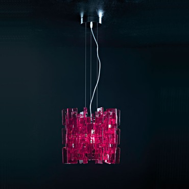 Sixty Mini Pendant by Av Mazzega | SO-3108-RD