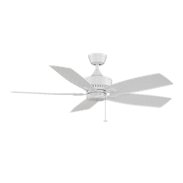 Cancun Ceiling Fan by Fanimation | FP8012WH