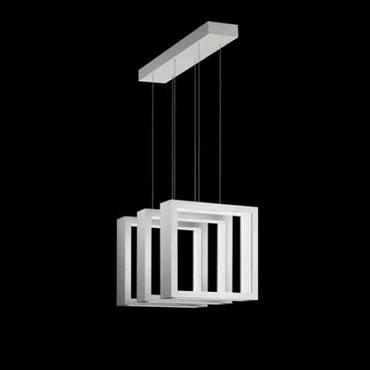 Revealed Triple LED Suspension by Swarovski | SRE331-WH2