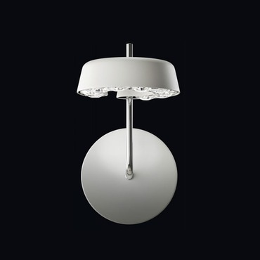 Inside / Out Round 3000K LED Wall Sconce
