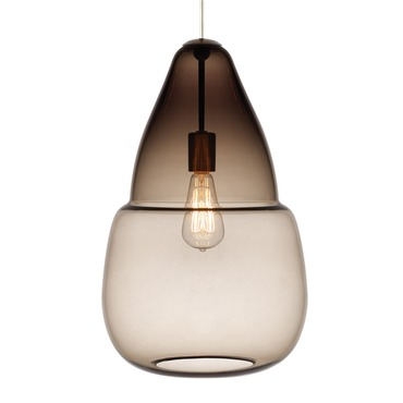 Capsian Grande Pendant by Tech Lighting | 700TDCPSGPKS