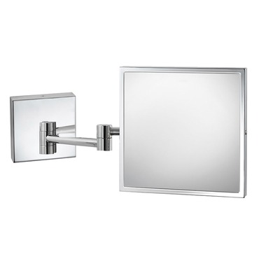 Blush Wall Mounted Makeup Mirror By Electric Mirror