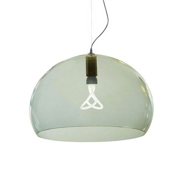 FL/Y Pendant with Plumen Bulb by Kartell | LC-9031-K9