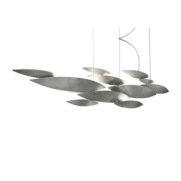 I Lucci Argentati Linear Suspension by Terzani USA | 0N83SH4C8A