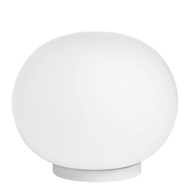 Mini Glo-Ball T Table Lamp by Flos Lighting | FU419109