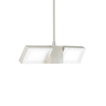 Freejack Ibiss Double Flood Edge Lit LED Head by Tech Lighting | 700FJIBISFEDL303S