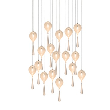 Bloom 17 Light Linear Suspension