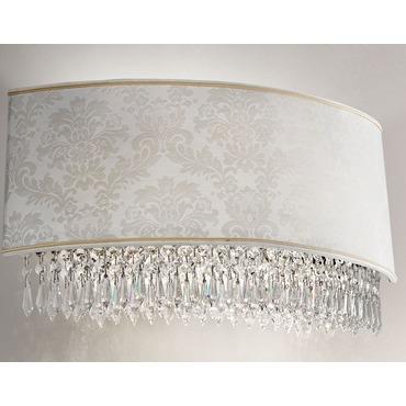Glasse Wall Light