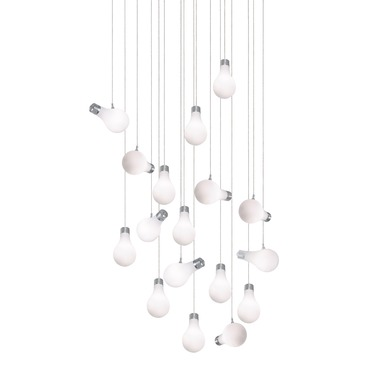 Bright Idea 17 Light Linear Suspension