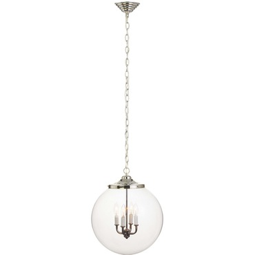 Kilo Pendant by Stone Lighting | CH512CRPNCN6