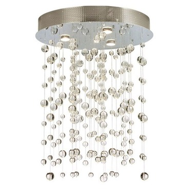 Cascade Ceiling Mount by Stone Lighting | CH513CRPCGM5