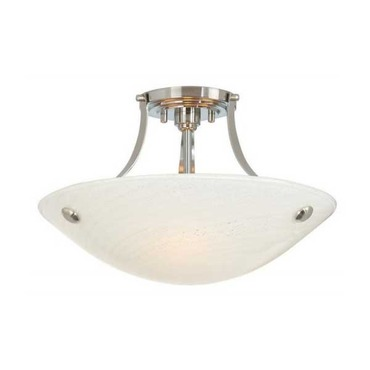 Neptune Semi-Flush Ceiling Mount